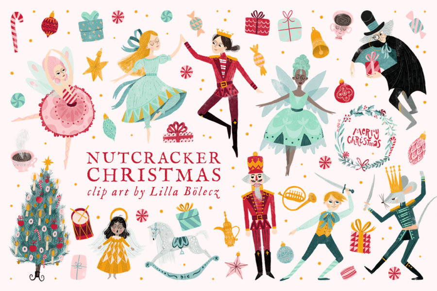 Nutcracker Christmas