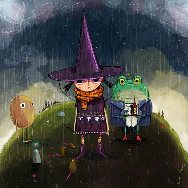 hill witch