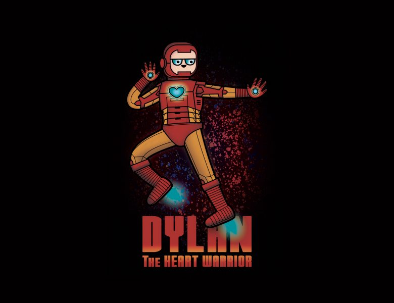Dylan, The Heart Warrior