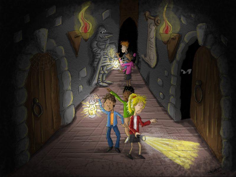 kids-in-castle