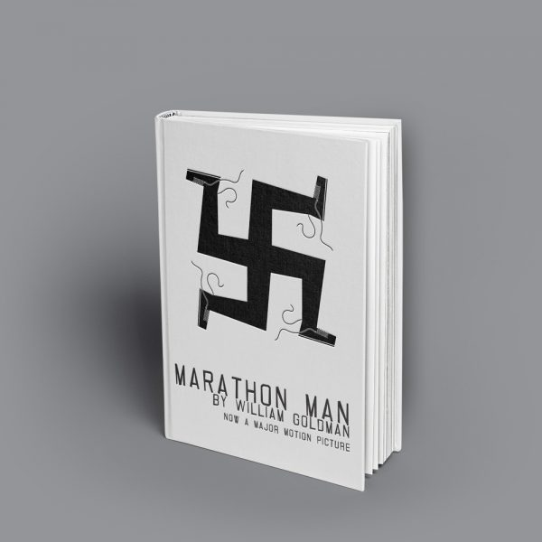 Marathon Man cover