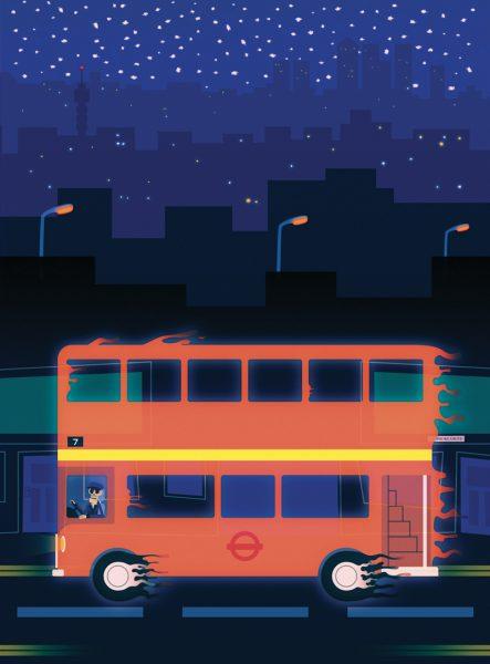 London Stories: Phantom Bus no. 7