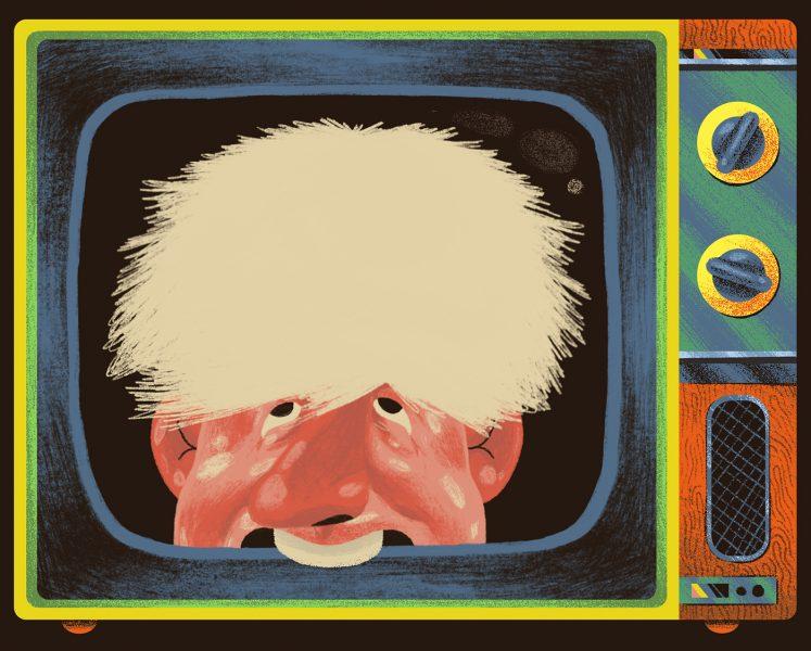Boris television