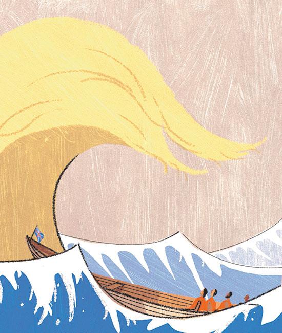 Editorial_A_Richard_Allen_Trump_Wave