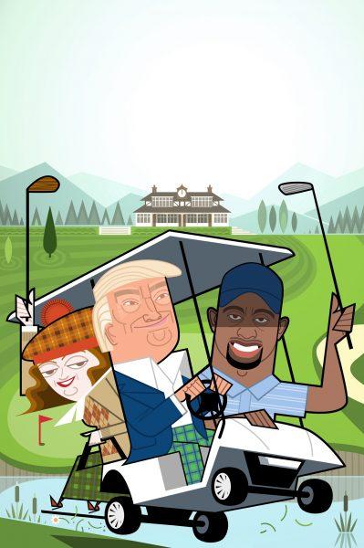 Golf-A Very Peculiar History