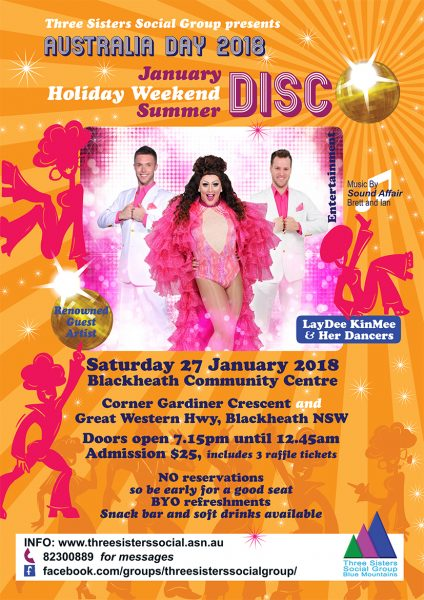 Flyer Disco A4 Jan2018 FINAL