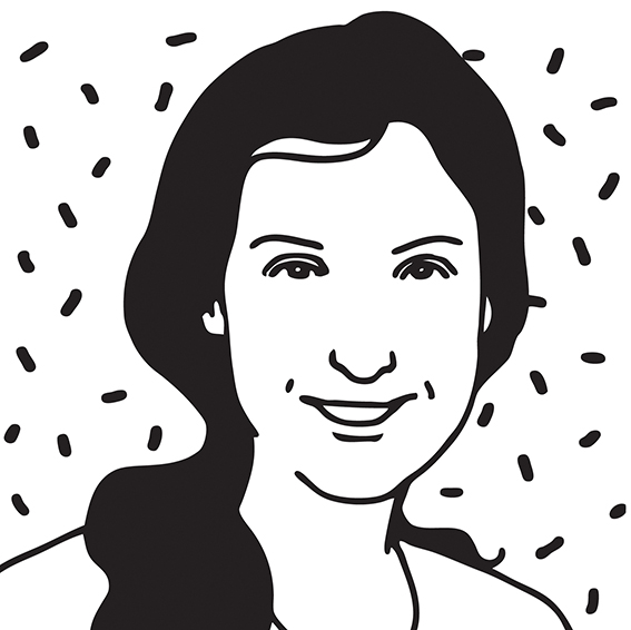 Caricature Portraits for Reactive Graphics