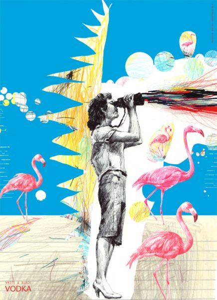 Be More Flamingo