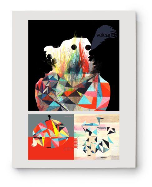 Volcano album cover artwork