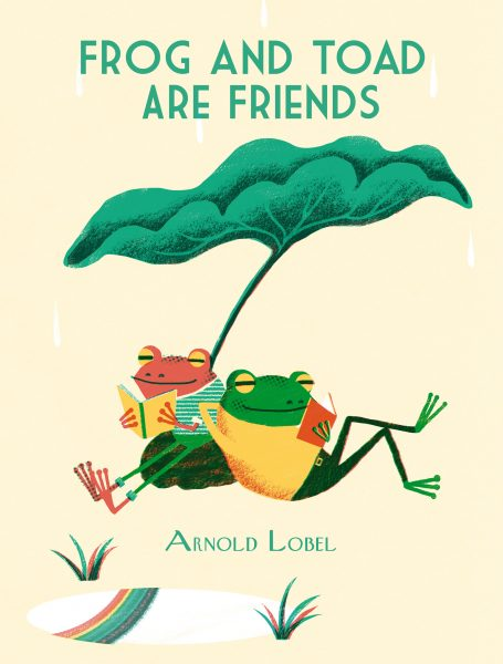 Frog & Toad Cover Mockup