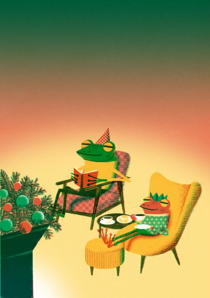 Frog & Toad: Silent Night