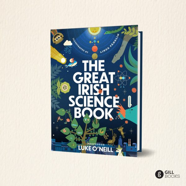 The Great Irish Science Book Illustrator Linda Fahrlin
