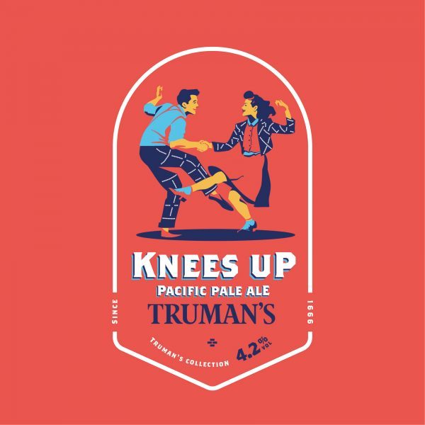 Truman's Brewery - Knees Up