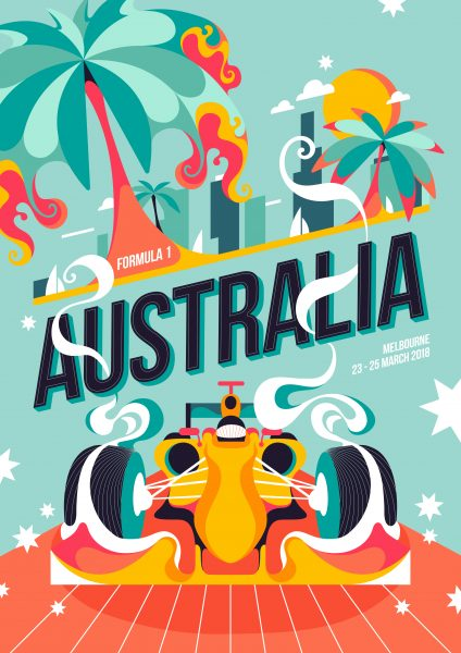 Formula 1: Australia