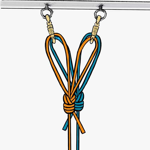Instructional Rope Diagram, Digital Media