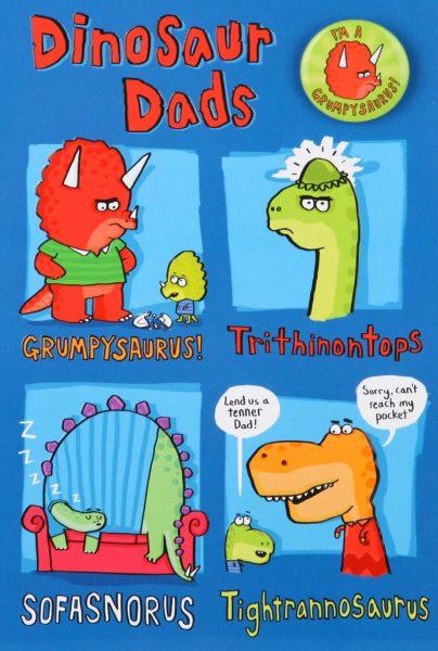 Dinosaurs card