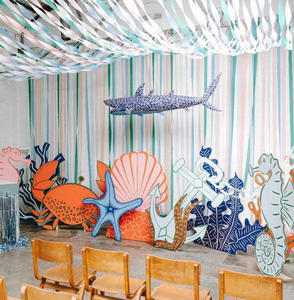 Enchanted Under the Sea Wedding