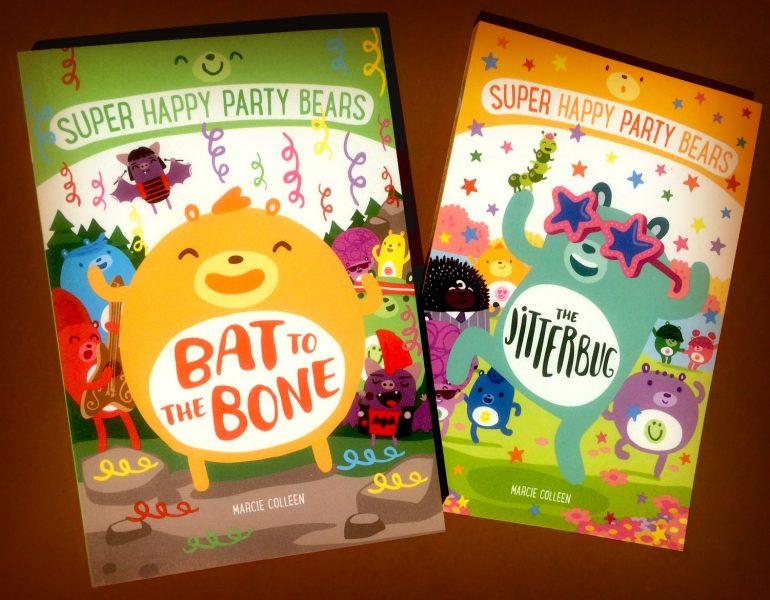 SUPER HAPPY PARTY BEARS 5&6