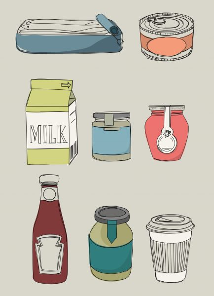 Food Illustrations1