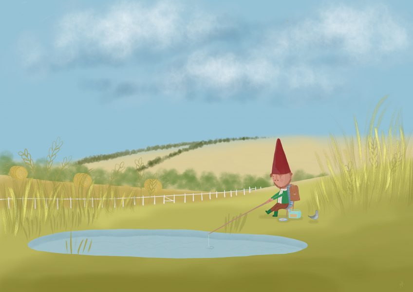 gnome_fishing