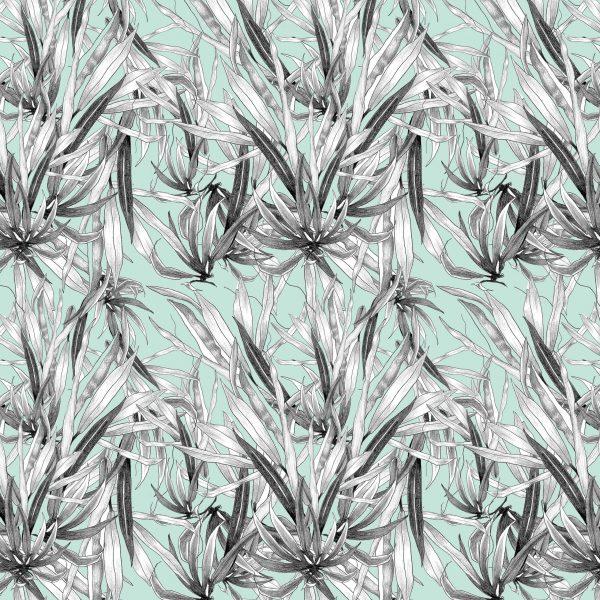 Wallpaper Design Leaves