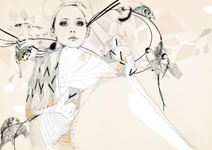 Bird Girl