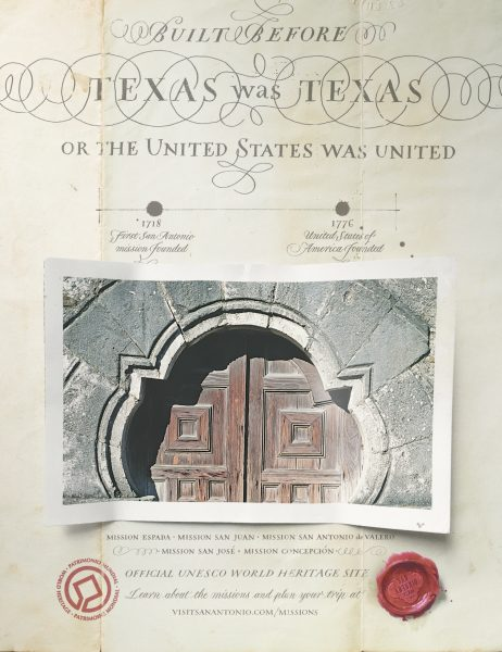 World Heritage Espada Poster