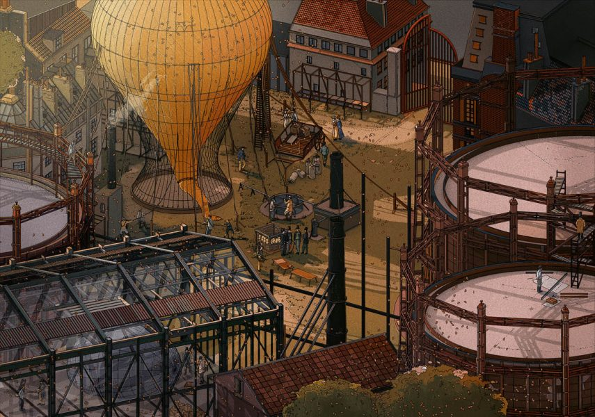 Balloon Gasworks