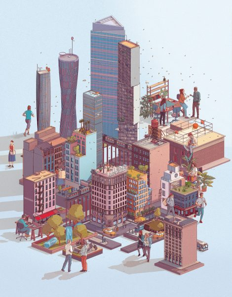 How Can Cities Succeed In The 21st Century 4 / The Atlantic