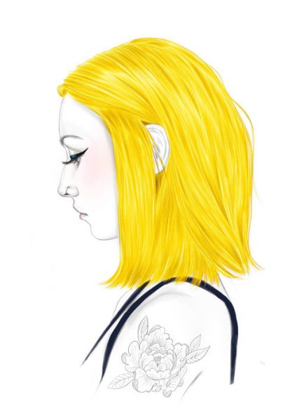 gold-hair-colour