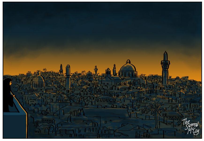 12_THE_SURREAL_McCOY_WoB_city_dawn