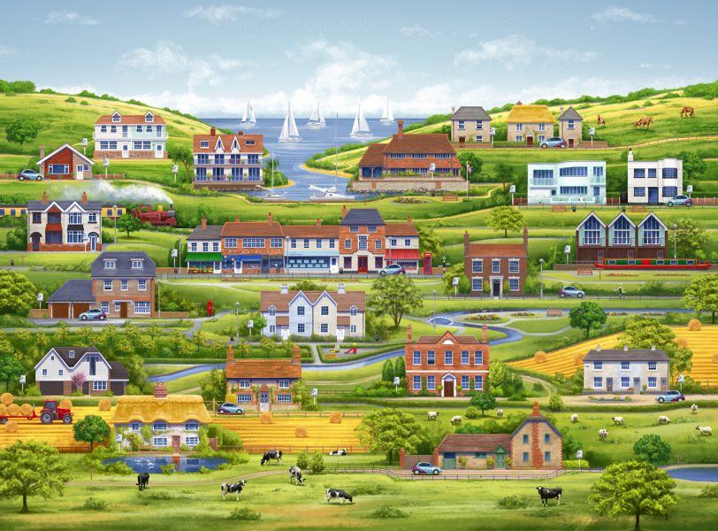 Henry Adams Landscape