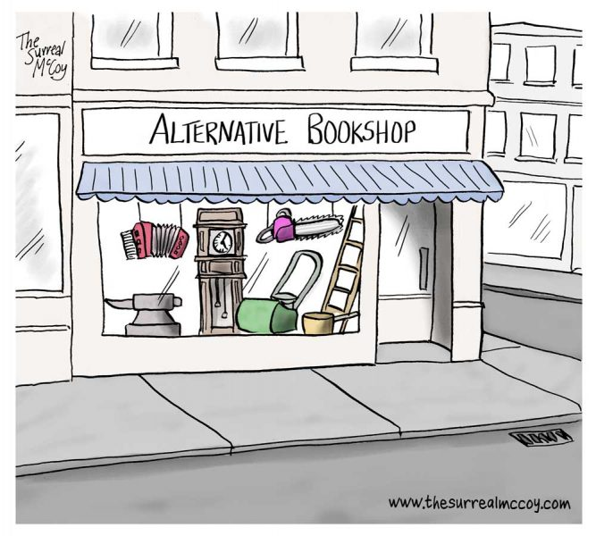 4_THE_SURREAL_McCOY_Alternative_Bookshop