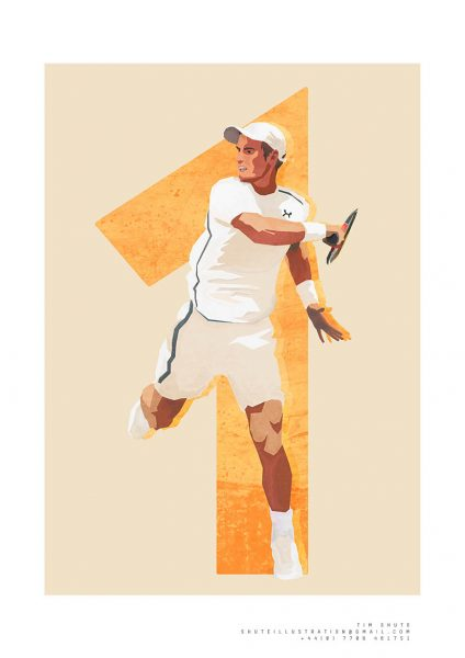 Andy Murray - No.1