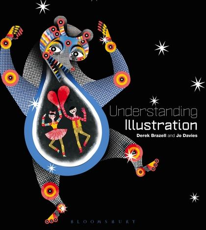 Understanding Illustration (author) Cover artwork by Lesley Barnes