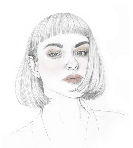 @brennerjulia beauty portrait