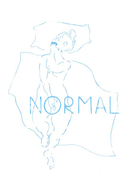 'Normal' against bullying Poster Project