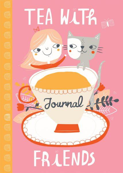 AP_Journal_Notebook_Tea-Time_Tea-Cup_Girl_Cat_Friends_Cute_Juvenile-01