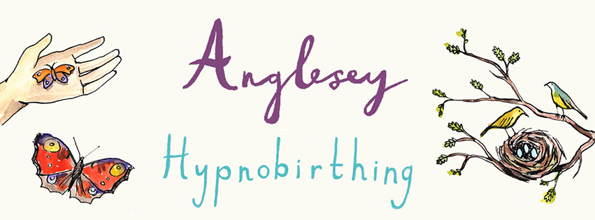 Anglesey Hypnobirthing banner