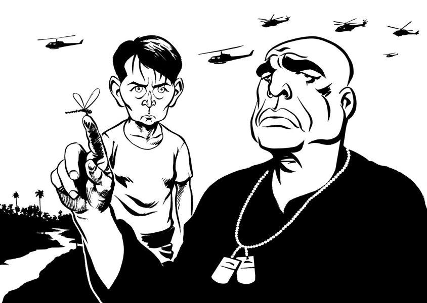 Marlon Brando/Martin Sheen