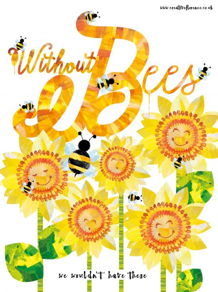 Without Bees we woudnt have these