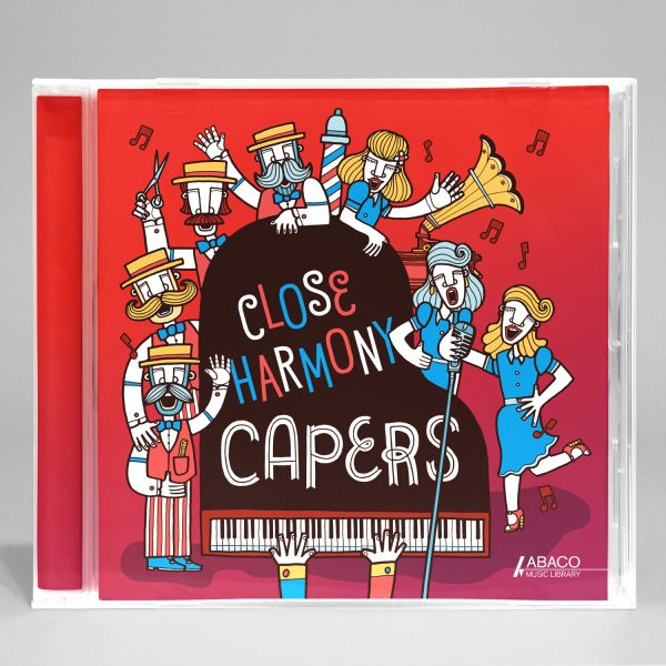 Close Harmony Capers - EMI