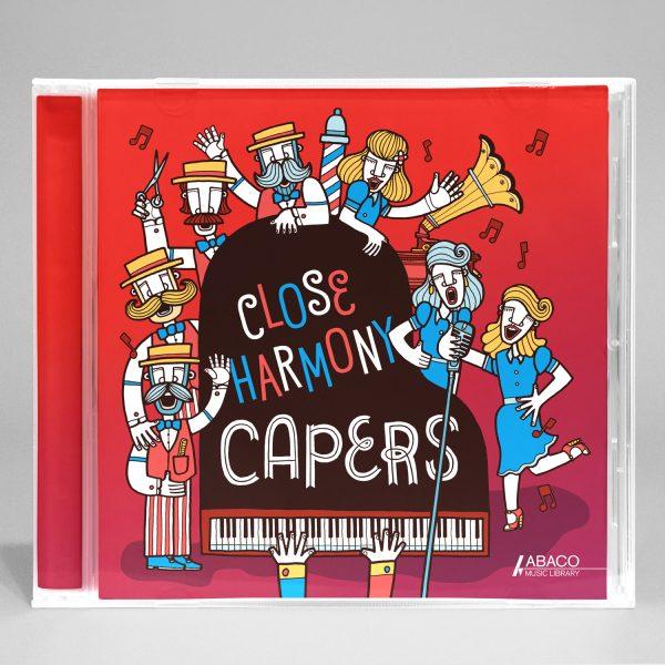 Close Harmony Capers - EMI