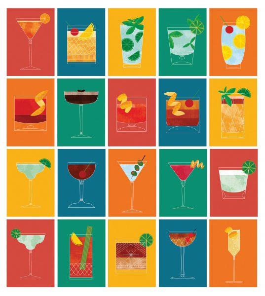 Classic Cocktails_AstridWeguelin