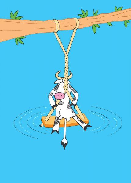 Cow-Swing