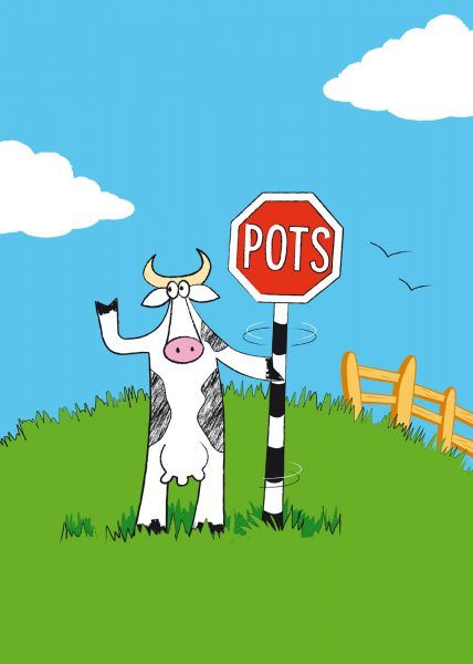 Cow-stop