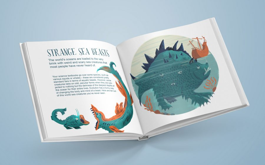 Curious Beasts Book