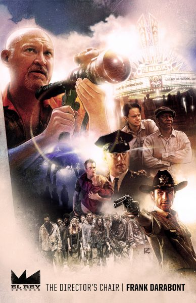 Frank Darabont - Directors Chair Key Art Poster