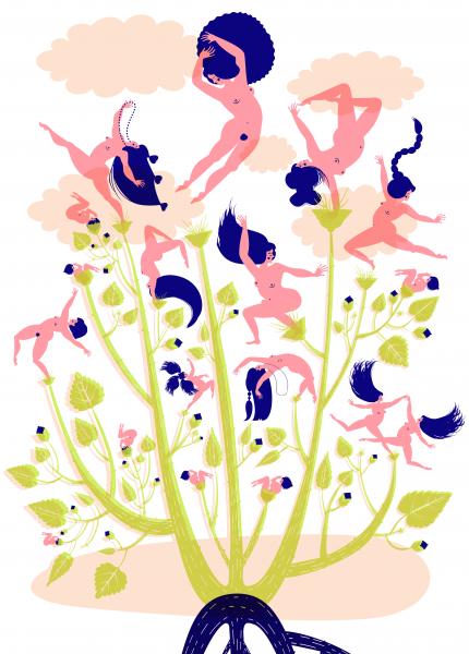 Dancing Gurls