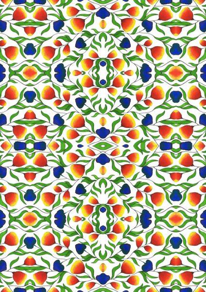 Tigerprint Pattern